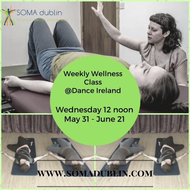 Weekly Wellness Class